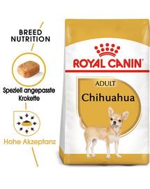 ROYAL CANIN Chihuahua Adult Hundefutter trocken 1,5 kg