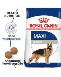 ROYAL CANIN MAXI Adult Trockenfutter für große Hunde 10 kg