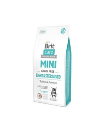 BRIT Care Mini Grain Free Hair&Skin 7 kg