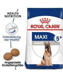 ROYAL CANIN MAXI Adult 5+ Trockenfutter für ältere große Hunde 15 kg