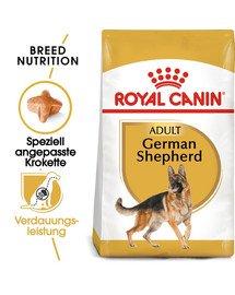 ROYAL CANIN German Shepherd Adult Hundefutter trocken für Deutsche Schäferhunde 11 kg