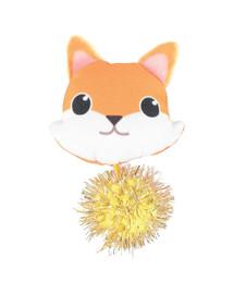 ZOLUX Katzenspielzeug mit Katzenminze LOVELY Fuchs