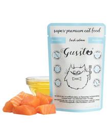 GUSSTO Cat Fresh Salmon 85 g