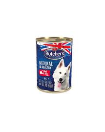 BUTCHER'S Natural&Healthy Life Rind und Reis 390 g