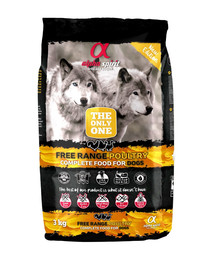 ALPHA SPIRIT The Only One Free Range Poultry 3kg