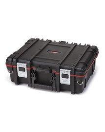 CURVER Kasten TECHNICAN BOX rot/grau/schwarz