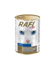 DOLINA NOTECI Rafi Cat mit Fischfleisch in Sauce 415 g