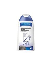 FRANCODEX Shampoo für Hunde mit dunklem/schwarzem Fell 250 ml