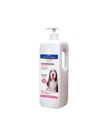FRANCODEX Shampoo für Hunde mit langem Fell 1 L