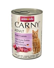ANIMONDA Carny Adult Pute und Lamm 400 g