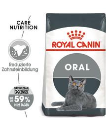 ROYAL CANIN Oral Care Katzenfutter trocken für gesunde Zähne 1,5 kg