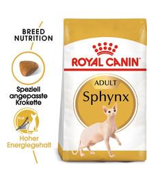ROYAL CANIN Sphynx Adult Katzenfutter trocken 2 kg