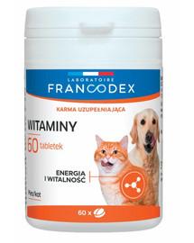 FRANCODEX Vitamin Tabletten  60 Stück