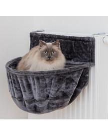TRIXIE Heizkörper-Katzenbett für große Rassen XXL
