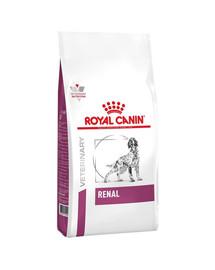 ROYAL CANIN Dog renal 14 kg