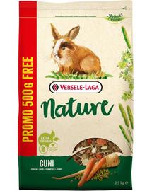 VERSELE-LAGA Cuni Nature 1,8 kg + 500g FREE