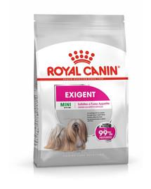 ROYAL CANIN EXIGENT MINI Trockenfutter für wählerische kleine Hunde 3 kg