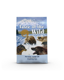 TASTE OF THE WILD Pacific Stream  24,4 kg (2 x 12,2 kg)