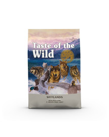 TASTE OF THE WILD Wetlands 24,4 kg (2 x 12,2 kg)
