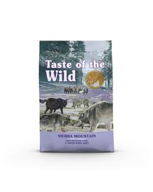 TASTE OF THE WILD Sierra Mountain 24,4 kg (2 x 12,2 kg)