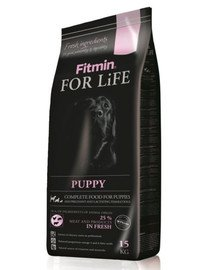 FITMIN Dog For Life puppy 30 kg (2 x15 kg)
