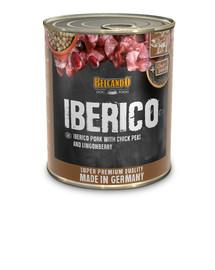 BELCANDO Iberico Schwein mit Kichererbsen und Preiselbeeren 800 g