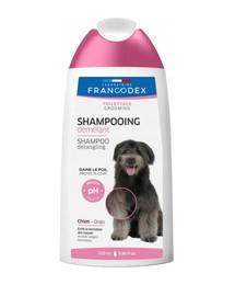 FRANCODEX Shampoo für Hunde – demelant 2 in 1 250 ml