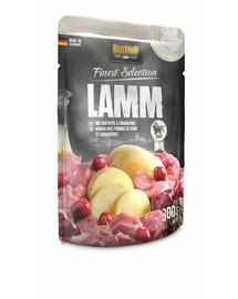 BELCANDO Lamm mit Kartoffeln & Cranberries 300 g
