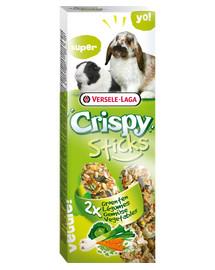 VERSELE-LAGA Crispy Sticks Rabbit & Guinea Pig Vegetables