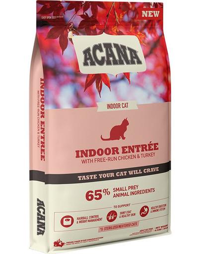 ACANA Indoor Entrée Cat 4,5 kg
