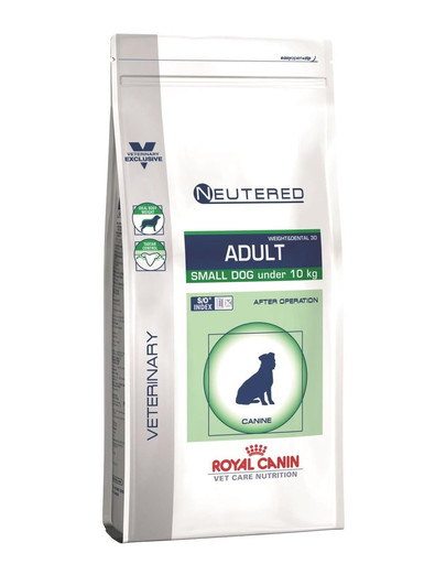 ROYAL CANIN NEUTERED ADULT SMALL DOG 3.5 kg