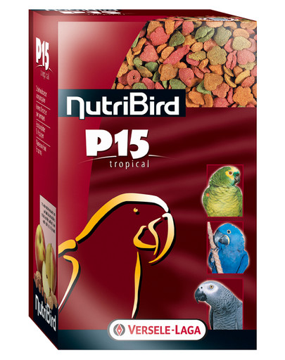 VERSELE-LAGA NutriBird P15 Tropical 10 kg