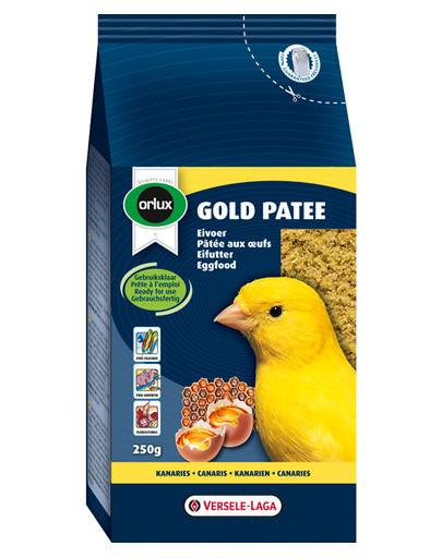 VERSELE-LAGA Gold Patee Canaries Yellow 5 kg Gold Patee Kanarien