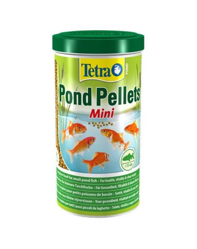 TETRA Pond Pellets Mini 1 L