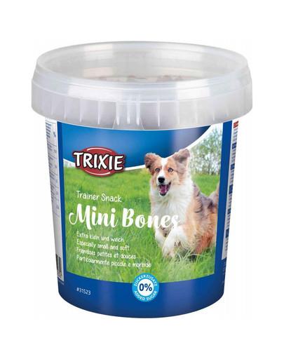 TRIXIE Trainer Snack Mini Bones für Hunde 500g