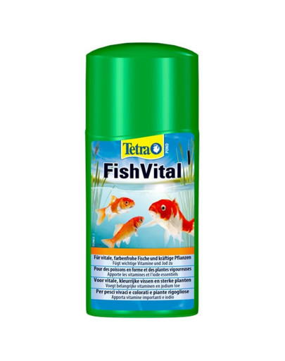 TETRA Pond Fish Vital 250 ml