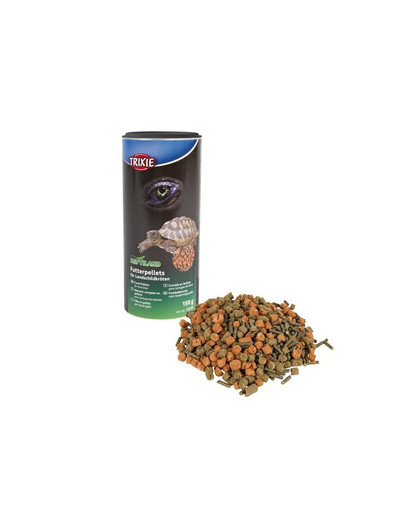 TRIXIE Futterpellets für Landschildkröten 150 g / 250 ml 5937