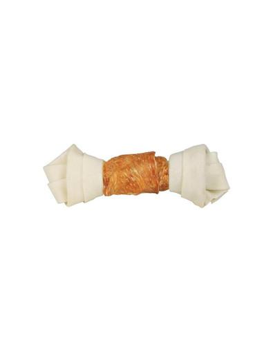 TRIXIE Denta fun Kauknoten Knotted Chicken Chewing Bone 15 cm 70 g