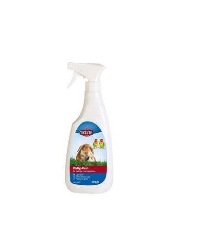 TRIXIE Simple'n'Clean Käfig-Rein 500 ml