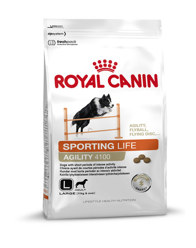 ROYAL CANIN AGILITY Trockenfutter für große Hunde 15 kg