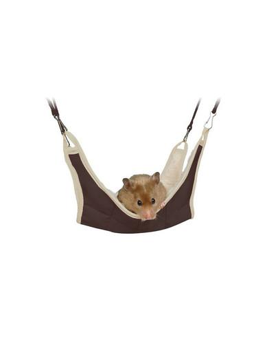 TRIXIE Hängematte Hamster 18 x 18 cm 11852
