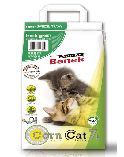 BENEK Super Corn Cat Grass Duft 7 l
