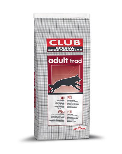 ROYAL CANIN ADULT TRAD Trockenfutter für große Hunde 15 kg