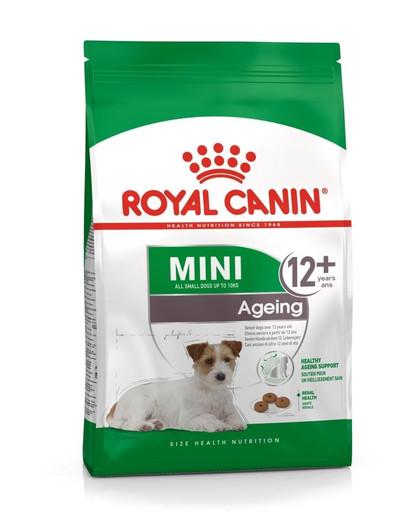 ROYAL CANIN MINI Ageing 12+ Trockenfutter für ältere kleine Hunde 1,5 kg
