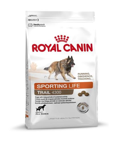 ROYAL CANIN TRAIL Trockenfutter für große Hunde 15 kg