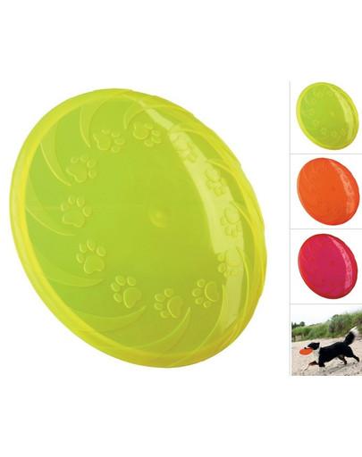 TRIXIE Dog Disc, TPR, schwimmt ø 18 cm