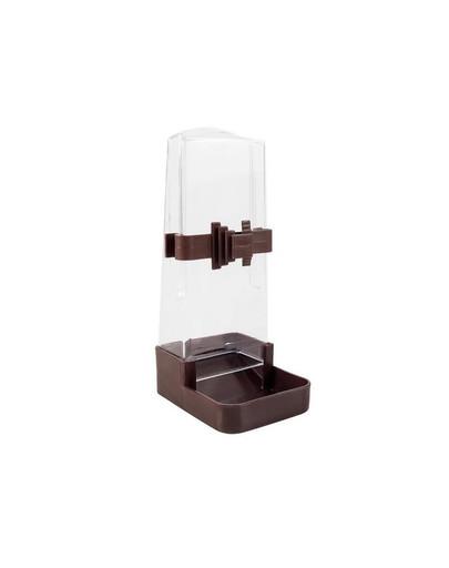 TRIXIE  Tränke und Futterspender, Kunststoff  200 ml /15 cm