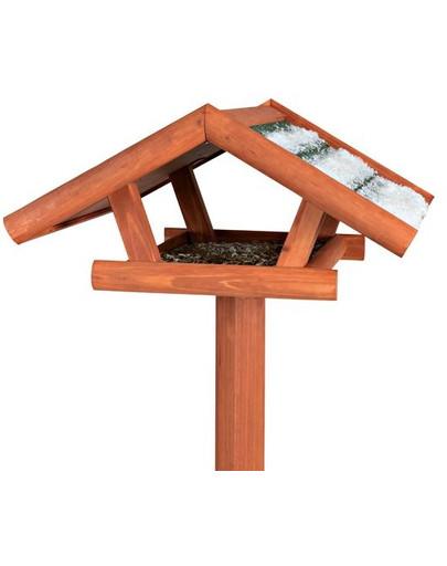 TRIXIE natura Vogelfutterhaus zum Aufstellen