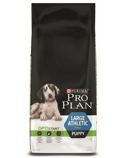 PURINA pro PLAN LARGE ATHLETIC PUPPY mit OPTISTART 12kg