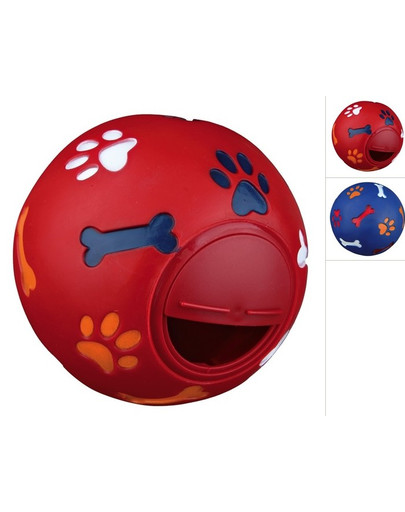 TRIXIE Snack-Ball, Kunststoff 14 cm